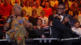 Interview Youssou NDour & Angélique Kidjo (2016)