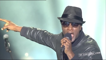 "Aloe Blacc ""Paint It Black"" (Bruxelles 2011)"