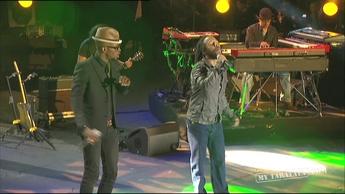 """Ziggy Marley / Tété """"Wild And Free"""" (Bruxelles 2011)"""