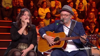 """Louis Chedid / NACH """"On Ne Dit Jamais Assez Aux Gens Qu'On Aime Qu'On Les Aime"""""""