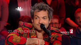 Bande Annonce Taratata - France 2 - Vendredi 28 Avril 22h45.