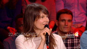 Bande Annonce Taratata - France 2 - Vendredi 30 Juin 22h40.