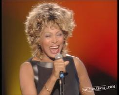 """Tina Turner """"River Deep, Mountain High"""" (1999)"""