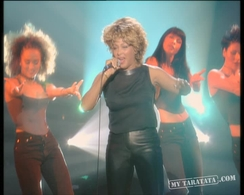 "Tina Turner ""When The Heartache Is Over"" (1999)"