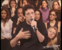 Interview Patrick Bruel / Noa (1999)