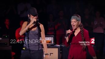 Bande Annonce Taratata - France 2 - Vendredi 24 Novembre 22h45.