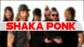 Mes Taratata à moi Shaka Ponk (Novembre 2017)