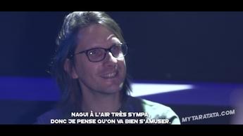 Répétitions avec Steven Wilson (2017)