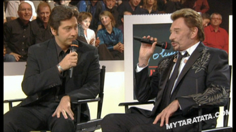 Interview Johnny Hallyday / Laurent Gerra (2007)