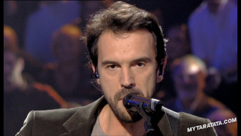 "Johnny Hallyday / Gérald De Palmas ""Sarbacane"" (2007)"