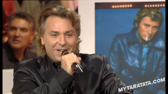 Interview Johnny Hallyday / Roberto Alagna (2007)