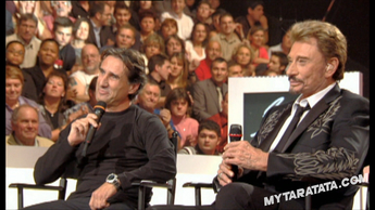 Interview Johnny Hallyday / Cyril Neveu (2007)