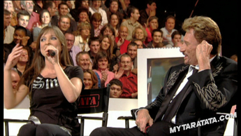 Interview Johnny Hallyday / Lynda Lemay (2007)