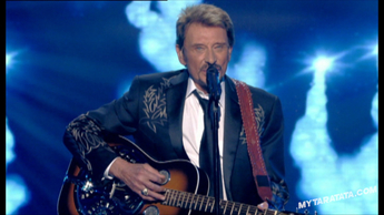 "Johnny Hallyday ""Always"" (2007)"