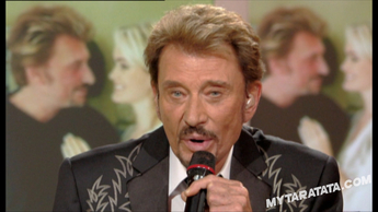 Interview Johnny Hallyday (2007)