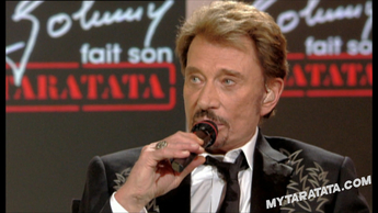 Interview N°2 Johnny Hallyday (2007)