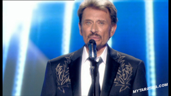 "Johnny Hallyday ""Que Restera T'Il?"" (2007)"