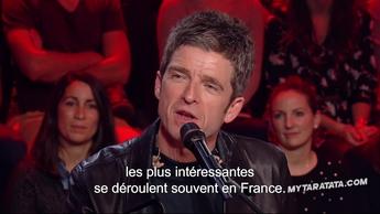 Interview Noel Gallagher (2017)