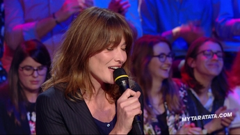 "Carla Bruni ""Miss You"" (2017)"