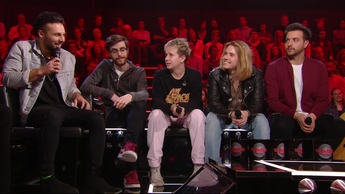 Interview Nothing But Thieves (2017)