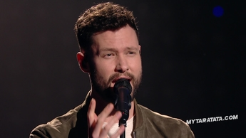"Calum Scott ""You Are The Reason"" (2018)"