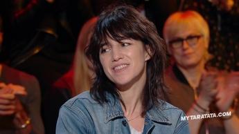 Interview Charlotte Gainsbourg (Première partie) & hommage à France Gall (2018)