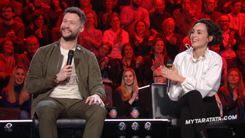Interview Calum Scott / Barbara Pravi & hommage à France Gall (2018)