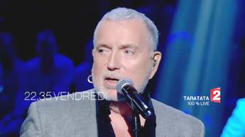 Bande Annonce Taratata - France 2 - Vendredi 29 Septembre 22h35.