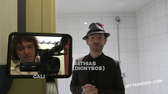 Taratata Mon Beau Miroir -BONUS- avec Cali et Mathias (Dionysos) (Octobre 2016)