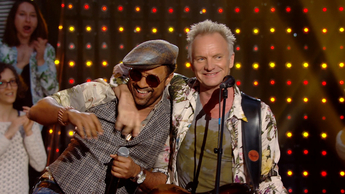 "Sting / Shaggy ""Don't Make Me Wait"" (2018)"