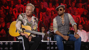 Interview Sting / Shaggy (1ère partie) (2018)