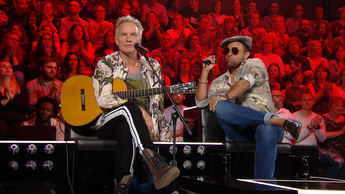 Interview Sting / Shaggy (2ème partie) (2018)