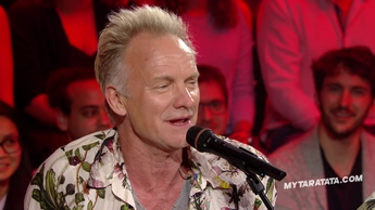 "Sting ""Englishman In New-York"" (2018)"