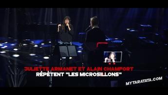 Les coulisses des répètes avec Alain Chamfort & Juliette Armanet (2018)