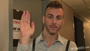 "TARATATA Backstage - Asaf Avidan (Rehearsal ""Different Pulses"")"