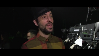 Répétitions 503è de Taratata avec Charlie Winston et Hyphen Hyphen (2016)