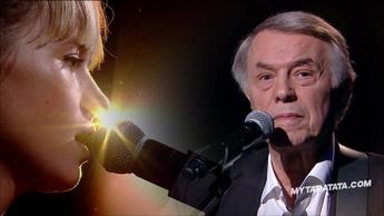 """Angèle / Salvatore Adamo """"Le Chanson De Prévert"""" (2018)"""