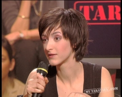 Interview Zazie / Pauline Croze (2005)