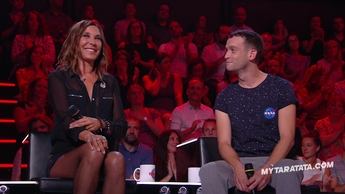 Interview Zazie / Marvin Jouno (2018)