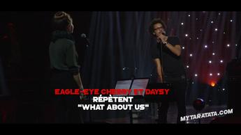 Les coulisses des répètes avec Eagle-Eye Cherry & Daysy (2018)