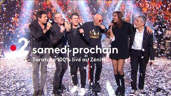 Bande Annonce Taratata - France 2 - Samedi 2 Février 21h00