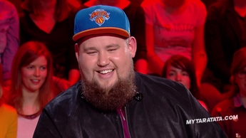 Interview Rag'n'Bone Man (2017)