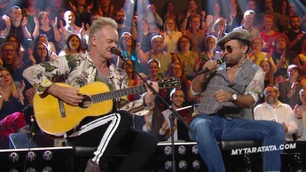 "Sting / Shaggy ""Angel / Bombastic"" (2018)"