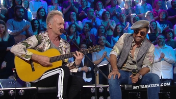"Sting / Shaggy ""Every Breath You Take"" (2018)"