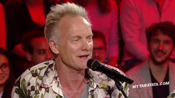 "Sting ""Englishman In New-York"" (2018)"
