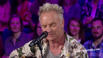 "Sting ""So Lonely"" (2018)"