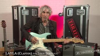 Taratata Master Class - Louis Bertignac - Layla (Eric Clapton)