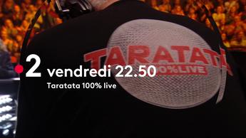 Bande Annonce Taratata - France 2 - Vendredi 26 Avril 22h50
