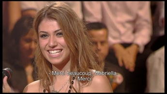 Interview Gabriela Cilmi (2008)