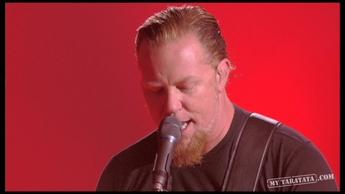 "Metallica ""Cyanide"" (2008)"